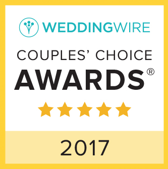 Wedding Wire Couples' Choice Award 2017 Winner